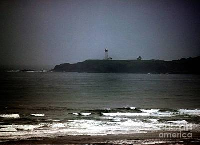 Photograph - Lighthouse by Erica Hanel