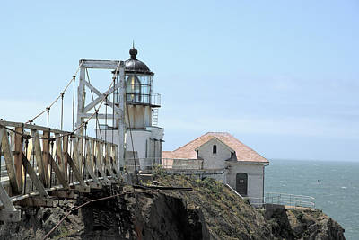 Photograph - Lighthouse by Gary Rose
