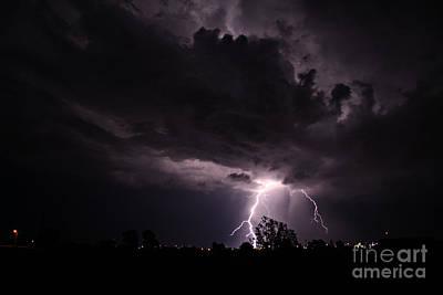 Photograph - Lightning 11 by Shawn Naranjo