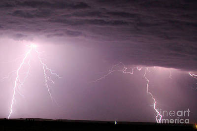 Photograph - Lightning 2 by Shawn Naranjo