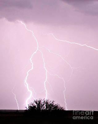 Photograph - Lightning 4 by Shawn Naranjo
