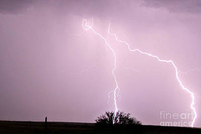 Photograph - Lightning 6 by Shawn Naranjo
