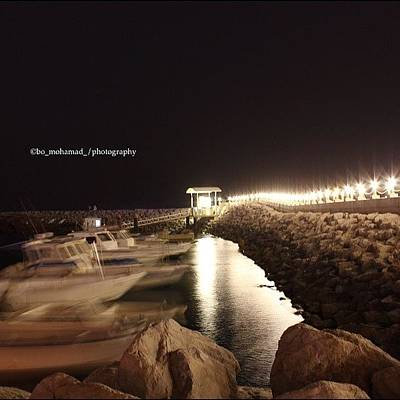 Pop Art Wall Art - Photograph - Lights #lights #instamood #instagramhub by Jassim Mohammad