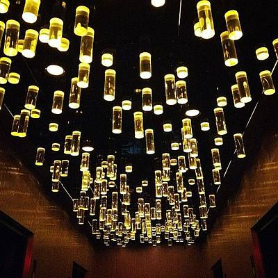 Light Wall Art - Photograph - Lights by Natasha Marco