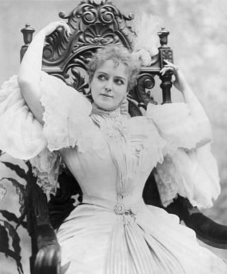 Sex Symbol Photograph - Lillian Russell 1861-1922, Popular by Everett