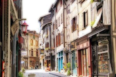 Photograph - Limoges by Rod Jones
