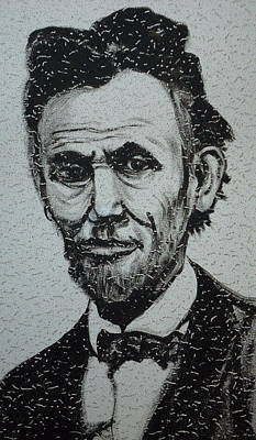 Lincoln Art Print by Pete Maier