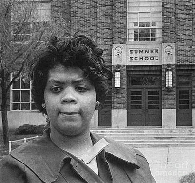 Photograph - Linda Brown Thompson by Granger