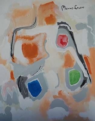 Linda Art Print by Jay Manne-Crusoe