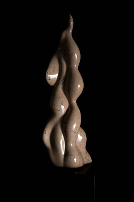 Sculpture - Linfa - Sap by Francesca Bianconi