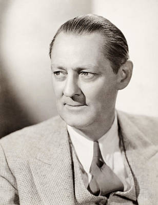 Lionel Barrymore  (1878-1954). American Actor Art Print by Granger
