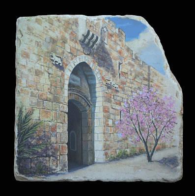 Lions Gate Art Print