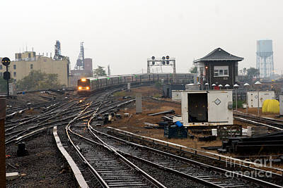 Photograph - Lirr by Tom Callan