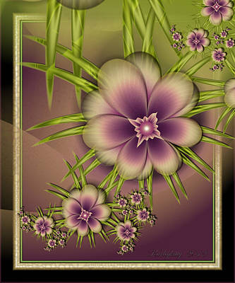 Digital Art - Lirulin by Karla White