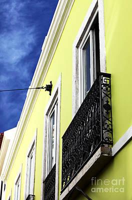 Lisboa Colors Print by John Rizzuto