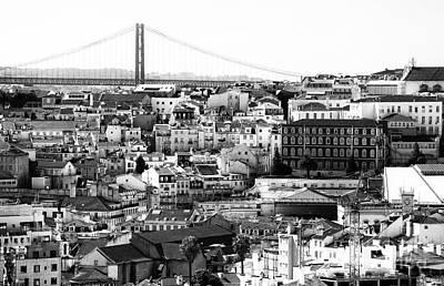 Photograph - Lisbon I by John Rizzuto