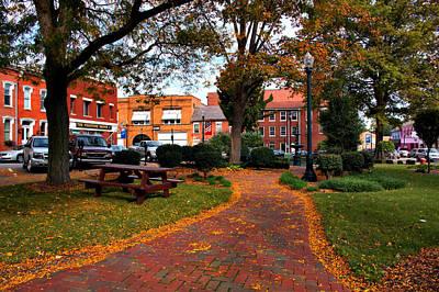 Photograph - Lisbon Ohio by Michelle Joseph-Long