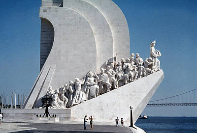Photograph - Lisbon, Portugal by Granger