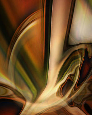 Digital Art - Listen by Steve Sperry