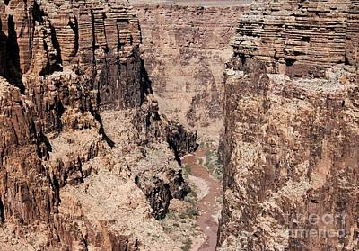 Photograph - Little Colorado River by Erica Hanel