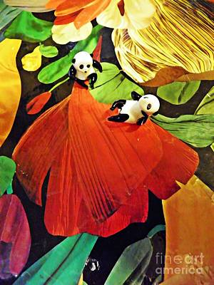 Photograph - Little Glass Pandas 49 by Sarah Loft