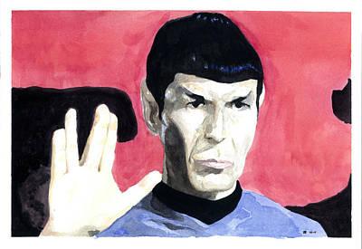 Live Long And Prosper Original