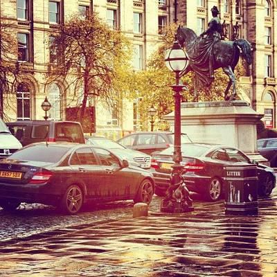 Cars Photograph - #liverpool #uk #england #museum #cars by Abdelrahman Alawwad
