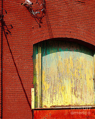 Photograph - Loading Dock by Lizi Beard-Ward