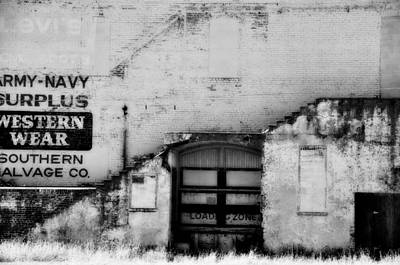 Photograph - Loading Zone by Jan Amiss Photography