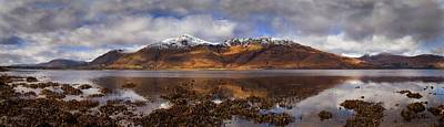 Photograph - Loch Linnhe by Joe Macrae