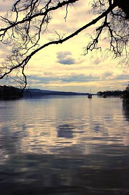 Loch Lommond Art Print by Chris Boulton