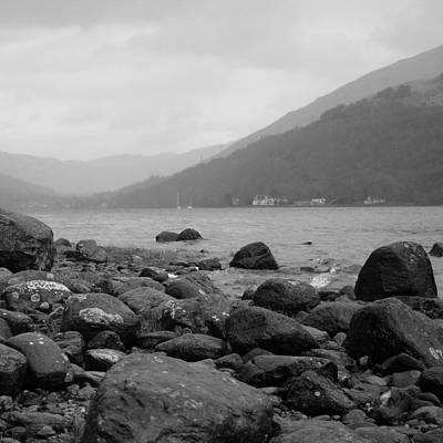 Photograph - Loch Long 2 by Michael Standen Smith