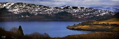 Photograph - Loch Ness by Joe Macrae