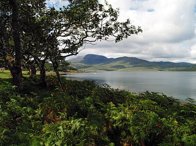 Photograph - Loch Spelve And Croggan 2 by Steve Watson