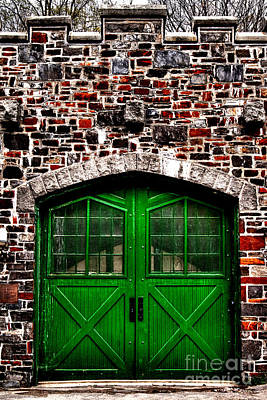 Photograph - Locked Doors by Alana Ranney