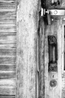 Photograph - Locked Tight by Jan Amiss Photography