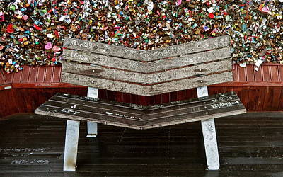 Photograph - Locks Of Love 2 by Kume Bryant