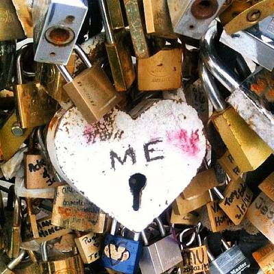 I Phone Photograph - Locks Of Love by Ssense of Style
