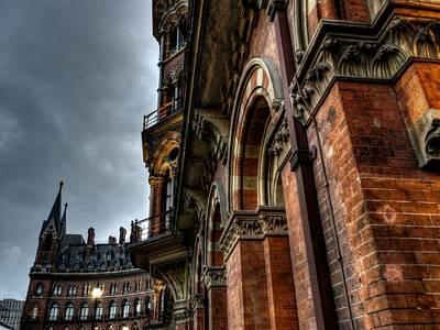 London Photograph - London 016 by Lance Vaughn