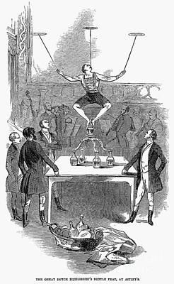 London: Juggler, 1846 Art Print by Granger