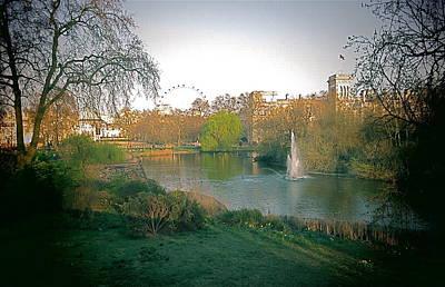 London Park Art Print