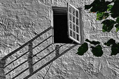 Lone Window Art Print