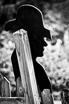 Photograph - Lonely Cowboy by Carolyn Marshall