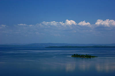 Manitoulin Photograph - Lonely Island by Cale Best
