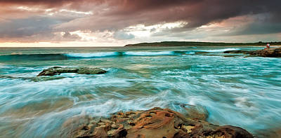 Maroubra Photograph - Lonesome by Mark Lucey