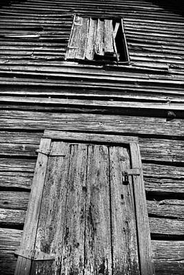 Photograph - Long Tall Barn by Greg Sharpe