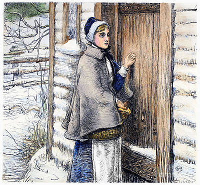 Longfellow: Standish Art Print by Granger