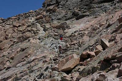 Longs Peak Ledges Original