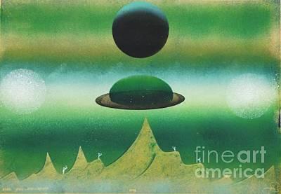 Look Into Deep Space 48 Original