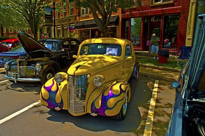 Car Photograph - Looking Good by Jim LaMorder